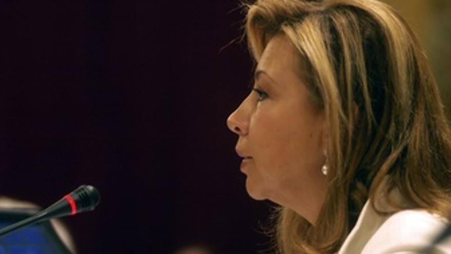 La expresidente de la Unió Mallorquina Maria Antònia Munar, en una fotografía de archivo.