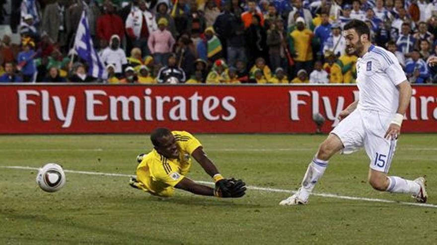 De la jornada del Mundial 2010 #4