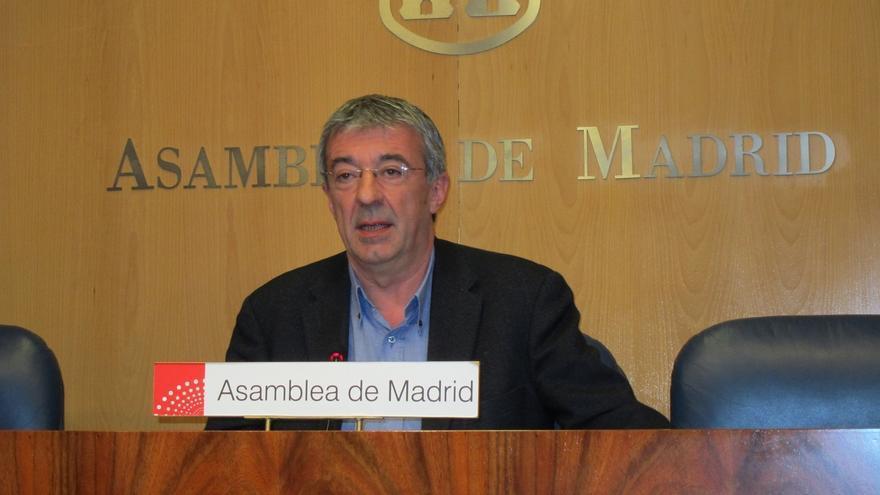 """Gordo cree que la presencia de Tania Sánchez en el acto de Ganemos-Podemos constató que """"su proyecto no es IU"""""""