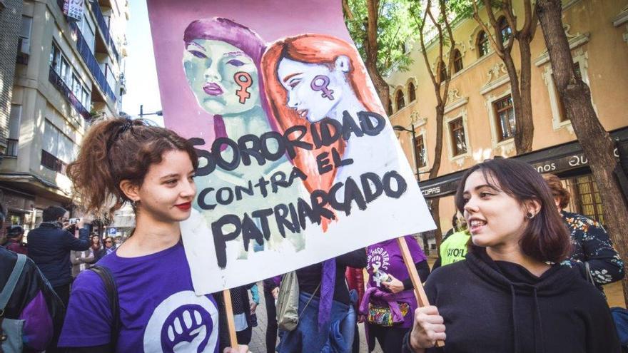 Manifestación del 8M/ Carlos Trenor