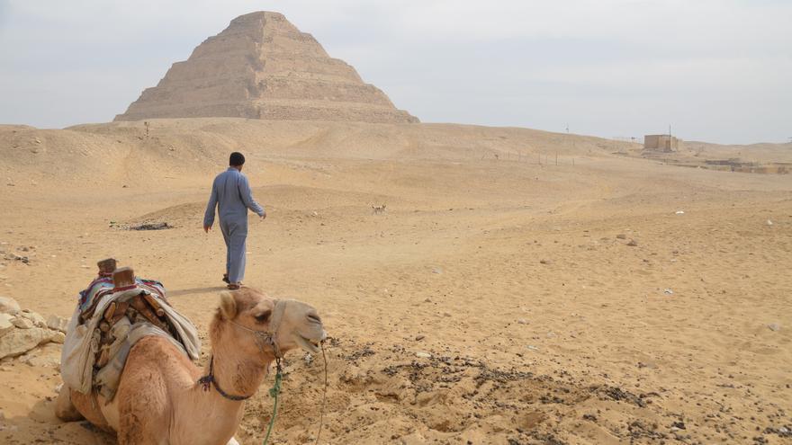 Los misterios de Saqqara: el primer gran cementerio del Imperio Egipcio