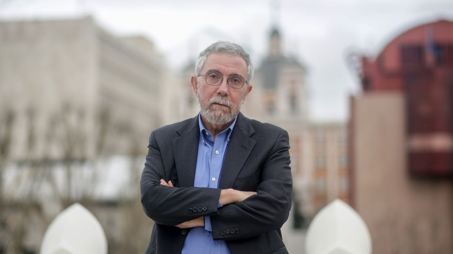 """Paul Krugman: """"Los ricos siempre están buscando excusas para reducir sus impuestos"""""""