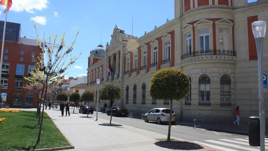 Diputación de Ciudad Real. Foto: El CRisol.