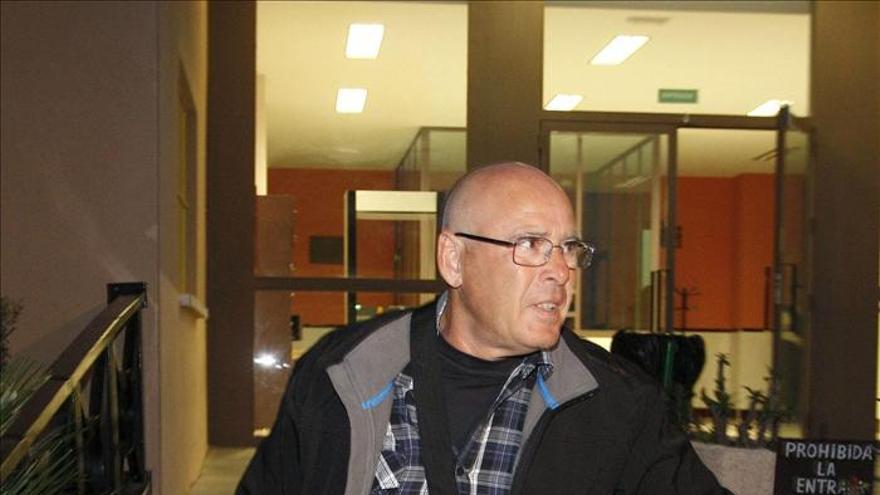 El etarra Ignacio Erro abandona la cárcel de Almería