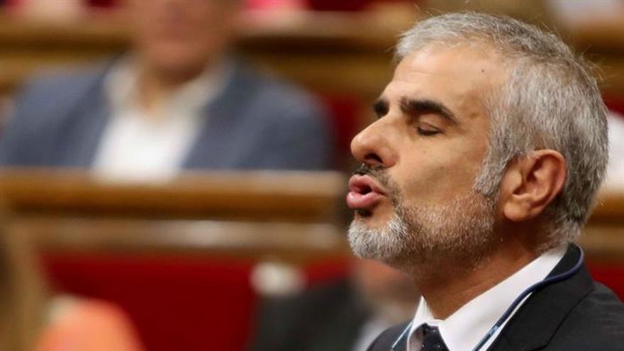 """Cs carga contra la """"performance"""" del Govern y llama a parar el """"golpe"""""""
