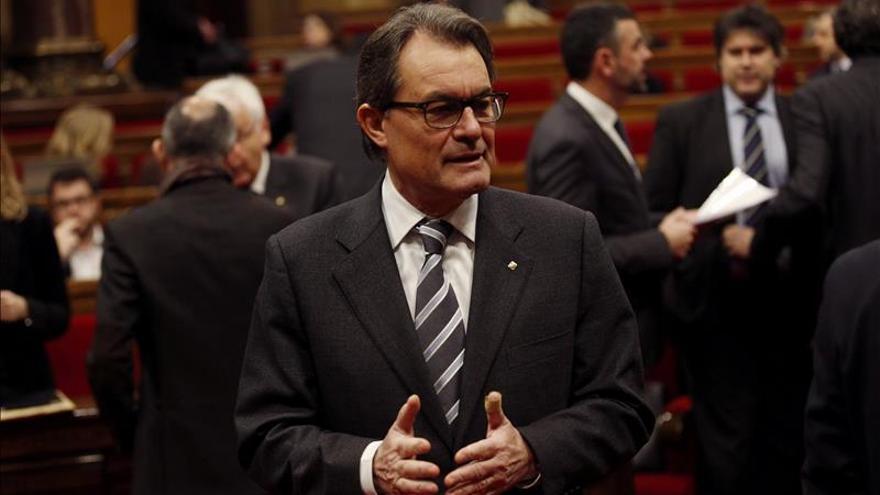 Artur Mas comparece mañana en la comisión de investigación, algo sin precedentes