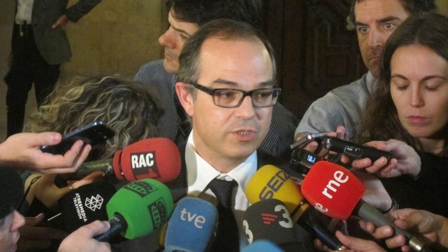 CiU augura que la querella de Fiscalía contra Mas reforzará el proceso