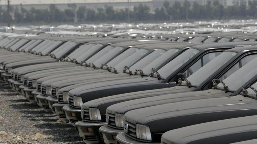 La producción de vehículos en España crece el 11,2 % hasta junio