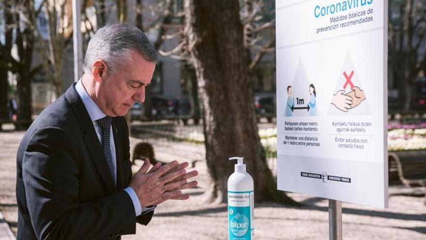El Gobierno Vasco analiza legalmente si se mantienen las elecciones
