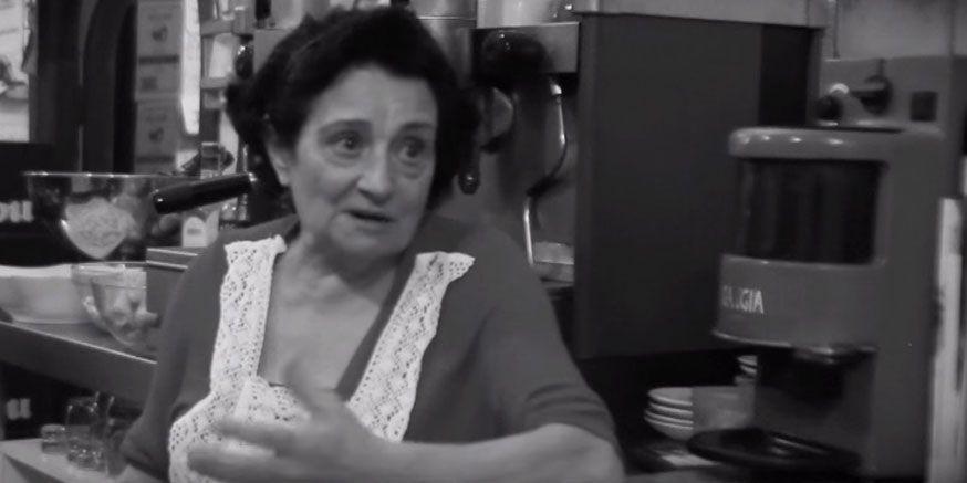 María, durante la entrevista que acompaña la canción de 'Maria Fray' | BEING BERBER
