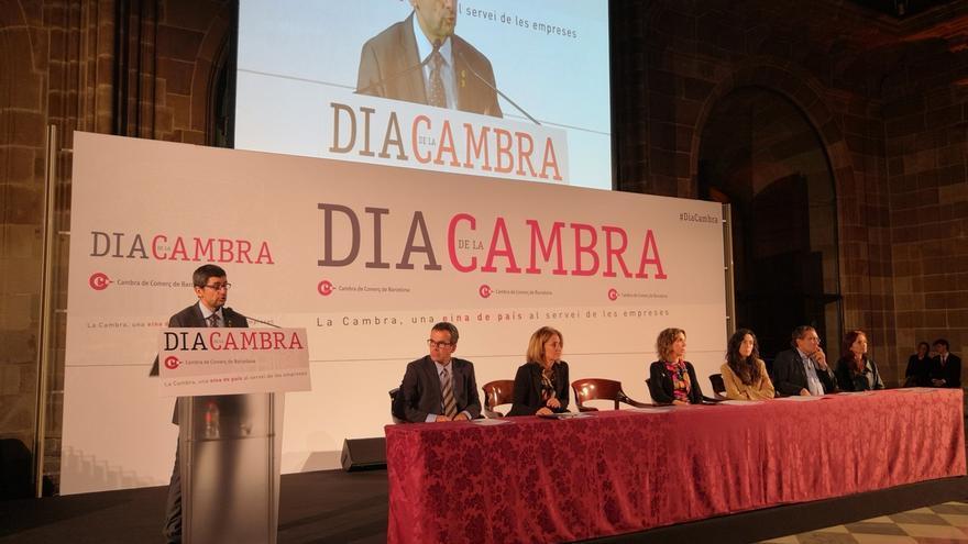 """Canadell (Cámara de Barcelona) exige al Gobierno diálogo con el Govern y critica su """"desprecio político"""" a Cataluña"""