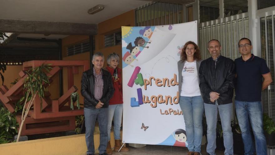 'Aprender Jugando' en el IES de Villa de Mazo.