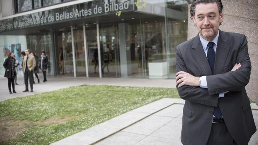 Zugaza espera aportar novedades en el Bellas Artes de Bilbao para el verano