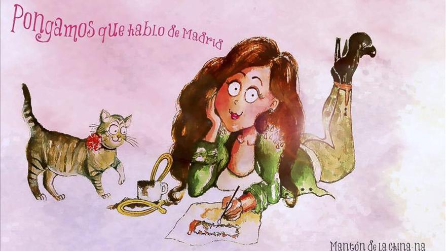 """La ilustración, el lenguaje más potente en la """"blogosfera"""" femenina"""