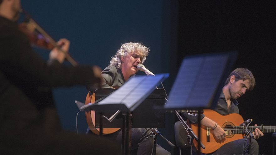 Mayte Martin, en concierto   TONI BLANCO