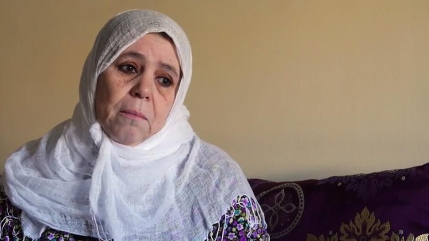 Aïcha, inmigrante marroquí sin atención sanitaria / Foto: Amnistía Internacional