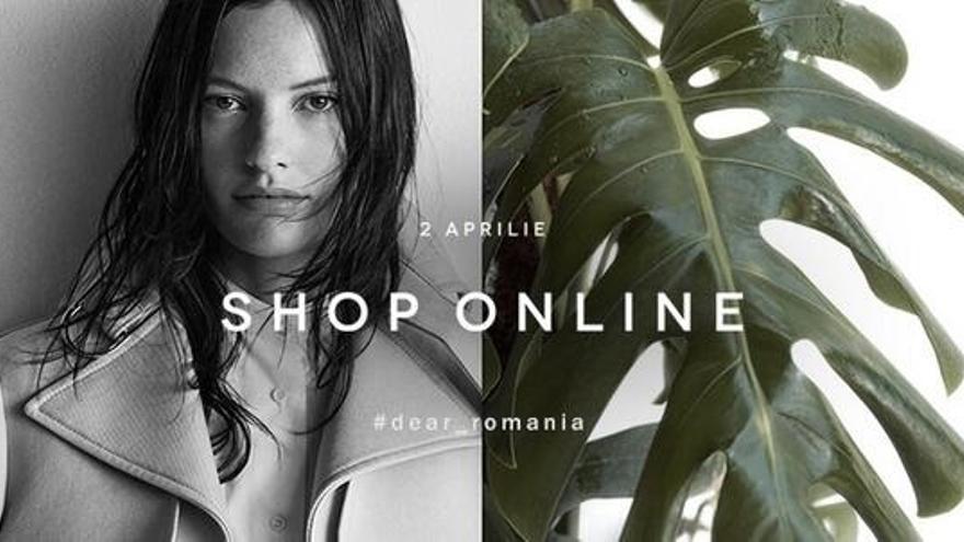 Zara refuerza su presencia en Rumanía con el lanzamiento este miércoles de la tienda 'online'