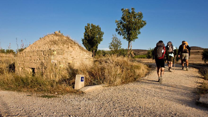 Camino de santiago etapa 7 los arcos logro o - Hotel las gaunas en logrono ...