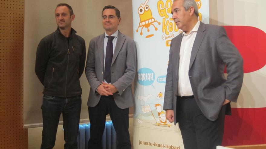 Museo Marítimo de Bilbao se suma al concurso 'Galdeketaun' para fomentar el euskera entre los jóvenes mediante una APP