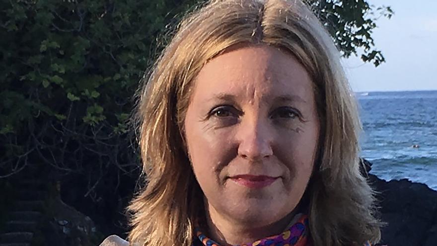 Teresa Ugarte, directora gerente de Atención Primaria del SCS.