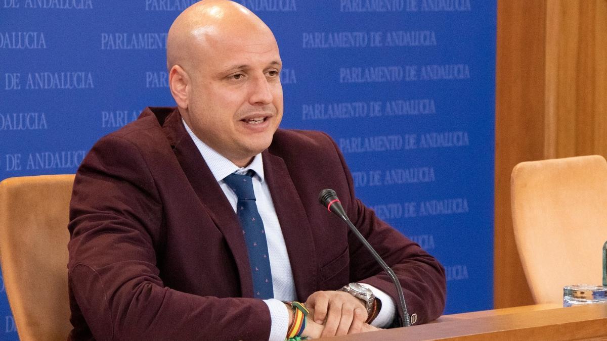 El portavoz parlamentario adjunto de Vox Rodrigo Alonso