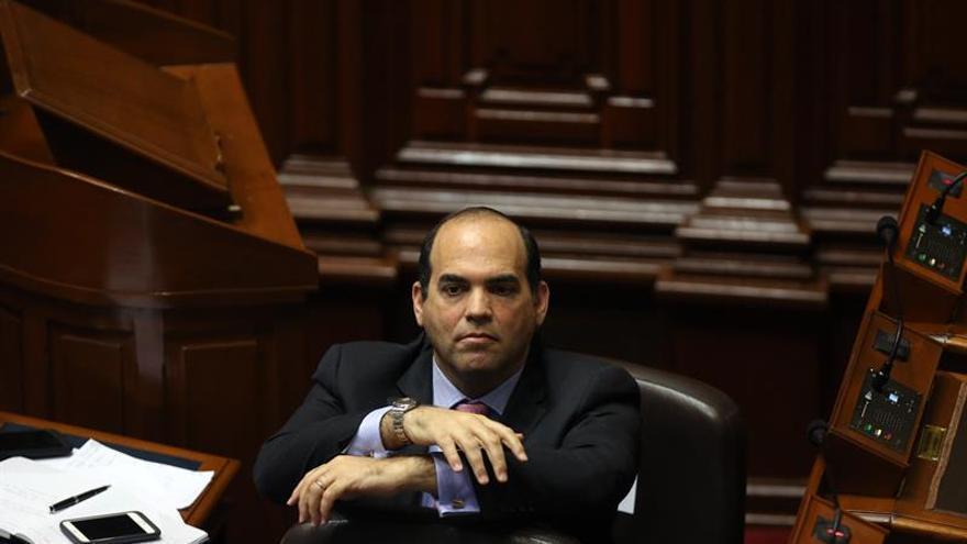 El Gobierno peruano aprueba un proyecto ley que inhabilita a funcionarios corruptos