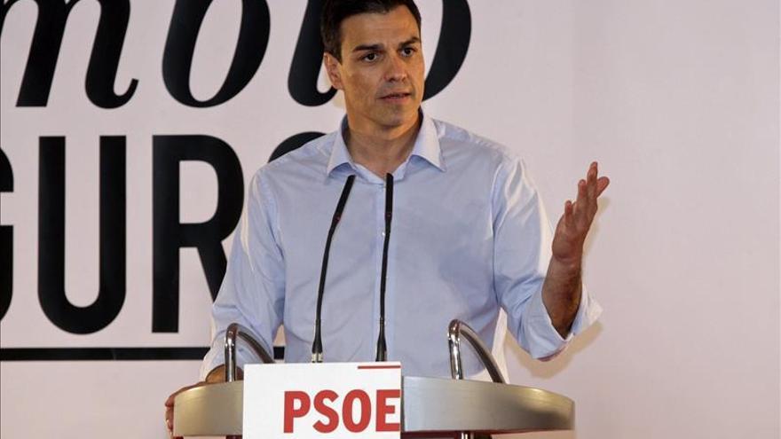 Pedro Sánchez se compromete a un nuevo Estatuto de los Trabajadores en 2015