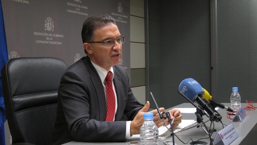 """Delegado del Gobierno en la Comunidad Valenciana, sobre querella de EUPV, critica que """"algunos"""" judicialicen la política"""