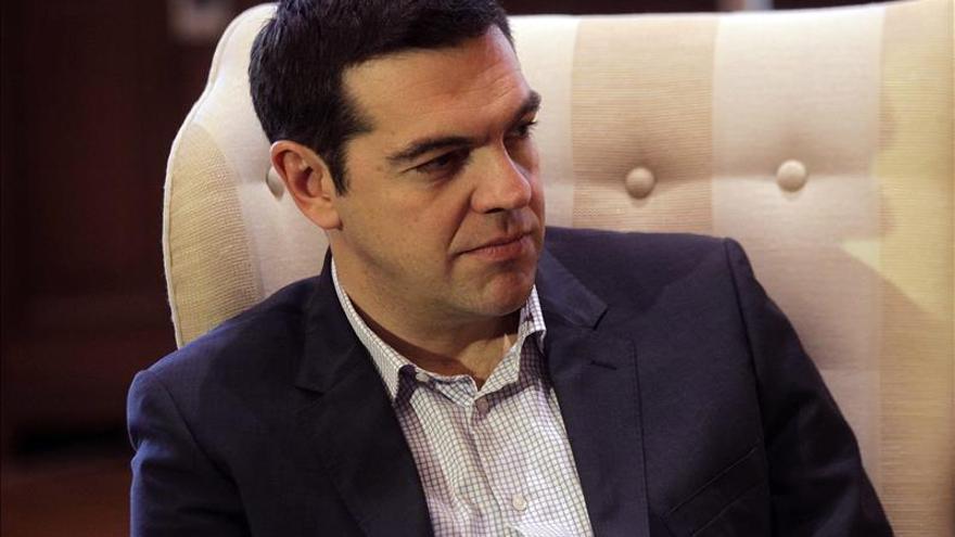 Tsipras cumple 100 días de Gobierno con mucho viento en contra