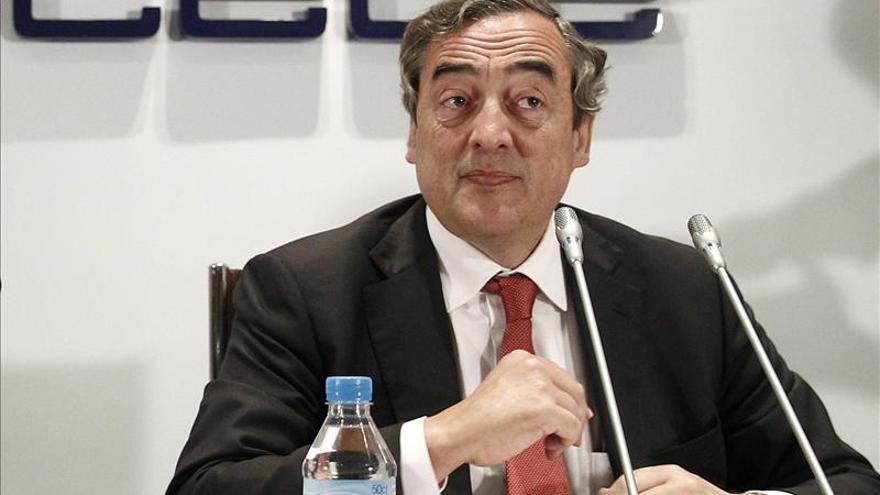 Rosell dice que le preocupa la situación de Cataluña, pero que acabará bien