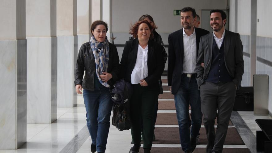 """Garzón (IU) reivindica el 28-F """"dentro de un modelo de país nuevo"""" en el que Andalucía """"cobre un papel determinante"""""""