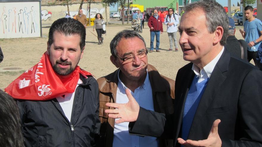 """Zapatero defiende una fórmula de """"diálogo y pacto"""" para resolver la cuestión de Cataluña"""