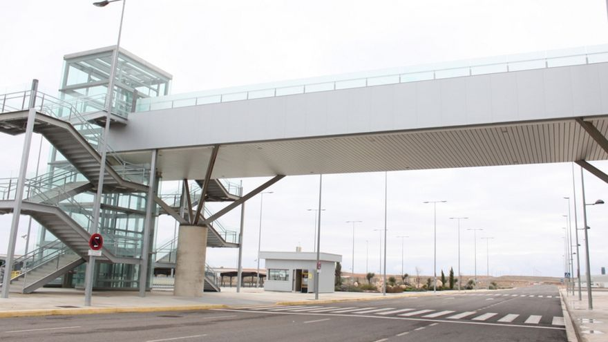 Aeropuerto de Ciudad Real / Europa Press