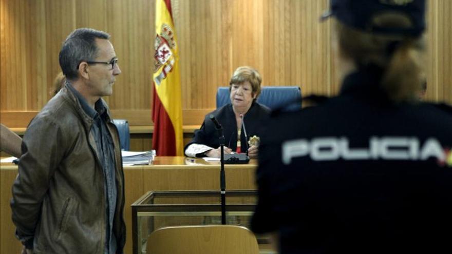 El grapo Silva Sande se enfrenta a una petición de 29 años de cárcel por el atraco a un furgón