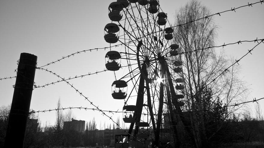 El parque de atracciones de Pripiat