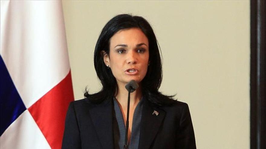 La vicepresidenta de Panamá defiende el apoyo a la coalición internacional contra el EI
