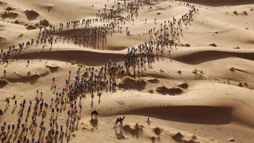 'Marathon des Sables' | Erik Sampers