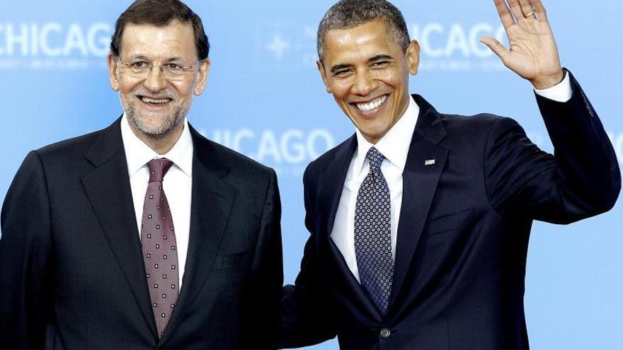 Obama hablará con Rajoy sobre los retos pendientes tras el inicio de la recuperación