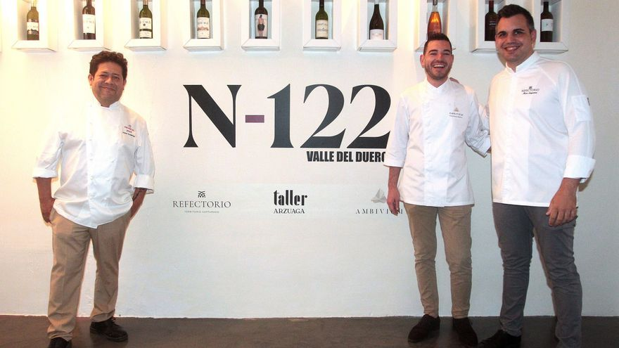 """Nace """"N-122 Valle del Duero"""" como precursor del turismo enogastronómico"""