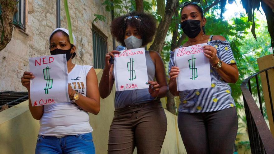 La marcha pacífica de noviembre en Cuba, en vilo tras el rechazo del Gobierno