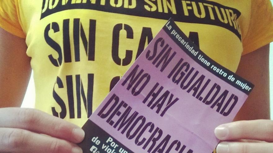 Sin igualdad no hay democracia