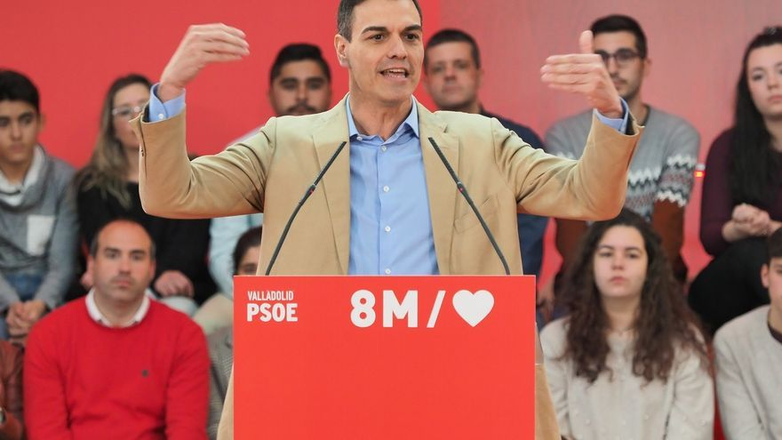 Pedro Sánchez visita la provincia de Burgos este miércoles