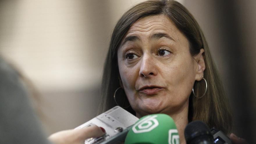 """Luz Rodríguez (PSOE) asegura que """"hoy es el principio del fin del Gobierno del PP"""""""