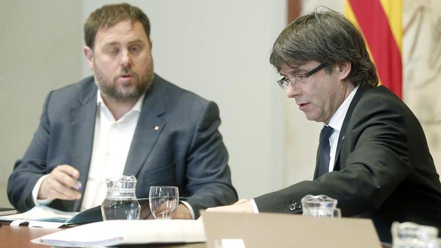 """Junqueras se reunirá con Santamaría pese al """"escepticismo"""" de la Generalitat"""