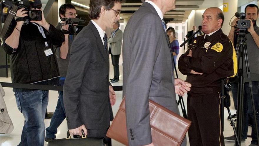 El juez cierra el caso Palau y mantiene imputado al exdirectivo de Ferrovial