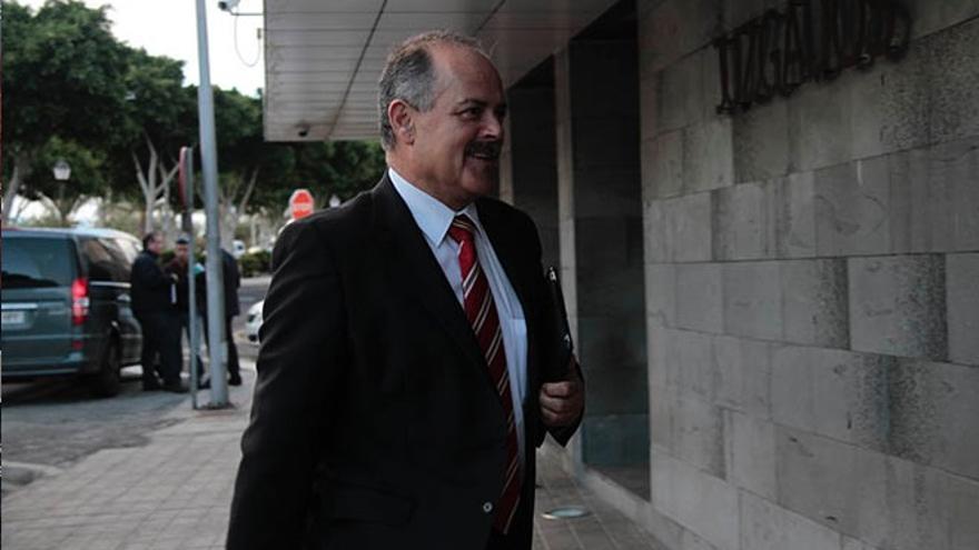 Mario Pérez, ex consejero delegado de Inalsa.