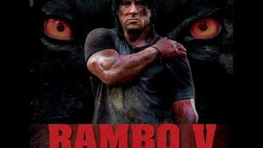 Sylvester Stallone, el actor protagonista de la nueva cinta