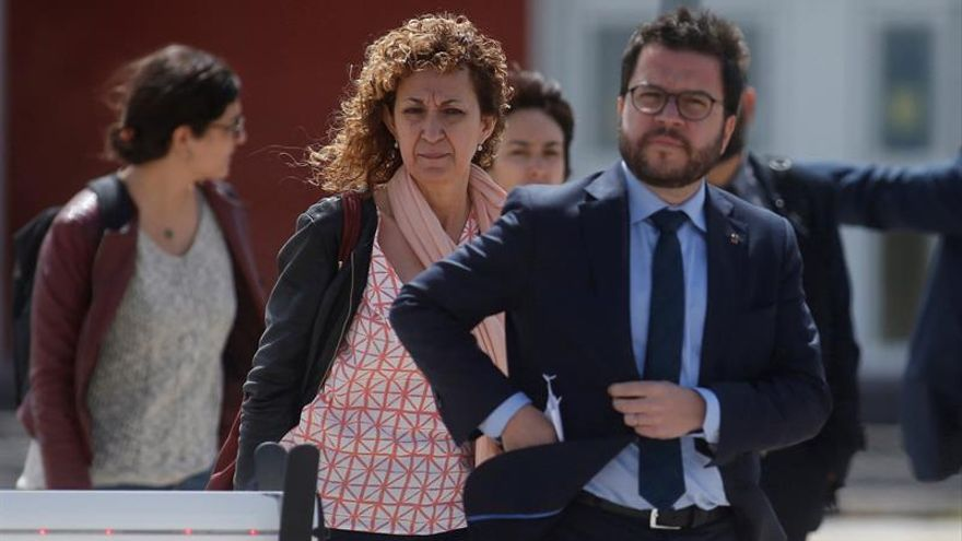 Capella exige a Interior que investigue los vídeos de los exconsellers en Estremera