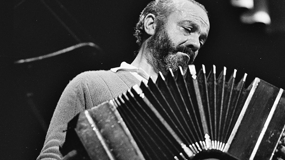 El 11 de marzo se cumplen cien años del nacimiento de Astor Piazzolla