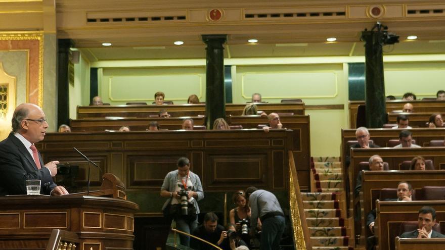 Montoro confirma que las diputaciones vascas han devuelto ya la cuantía derivada de la multa por 'vacaciones fiscales'